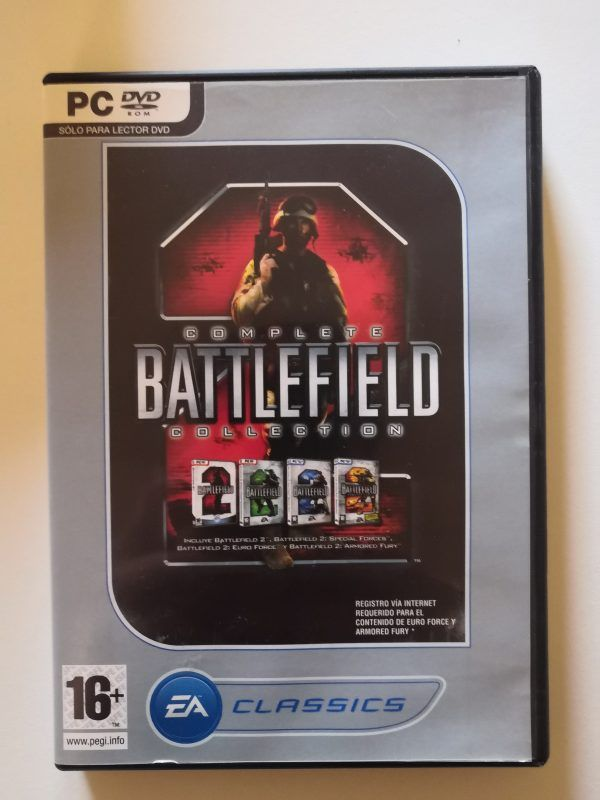 Battlefield Collections para PC