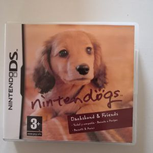 Nintendogs. Nintendo DS